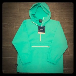 Brand new Charles River pullover in mint